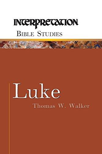 Luke (Interpretation Bible Studies)