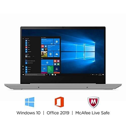 Lenovo Ideapad S340 AMD Ryzen 5 14 inch FHD Thin and Light Laptop (8GB/1TB HDD + 256 GB SSD/Windows 10/MS Office/Platinum Grey/1.69Kg), 81NB00F6IN