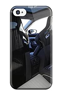 Defender Case For Iphone 4/4s, Vw Cc Eco Interior Performance Silver Sedan Back Seats Group Wolkswagen Wolfsburg Peoples Car Das Au Cars Other Pattern