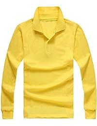 XQS Men's Performance Custom Fit Uniforms Long-Sleeve Polo