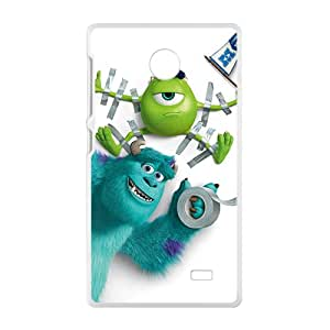 LINGH Monsters University Phone Case for Nokia Lumia X case