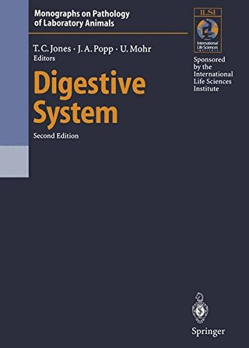 Digestive System (Monographs on Pathology of Laboratory Animals)