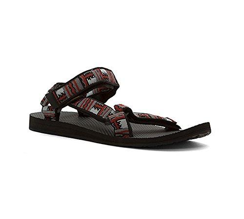 Teva Men's M Original Universal Sandal, Inca Black/Red, 1...