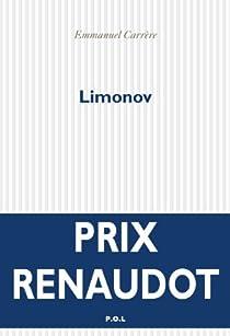 Limonov par Emmanuel Carrère