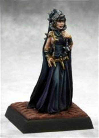 Reaper Miniatures 60132 Pathfinder Series Cleric Of Mammon Miniature by Reaper