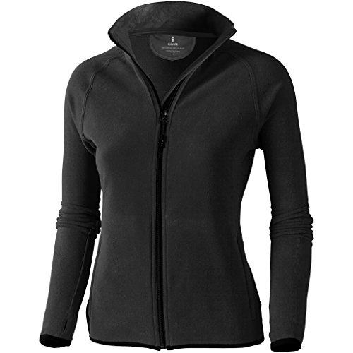 Elevate Womens/Ladies Brossard Micro Fleece (XXL) (Anthracite)