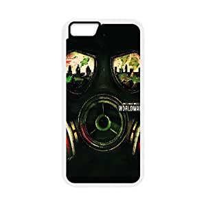 iPhone 6 4.7 Inch Cell Phone Case White World War Z Poster SLI_616564