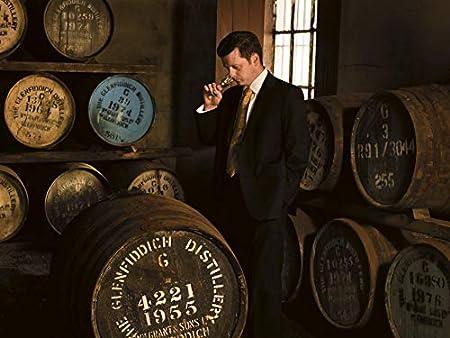 Whisky Escocés De Malta Glenfiddich 26 Años Estuche Botella 700 Ml
