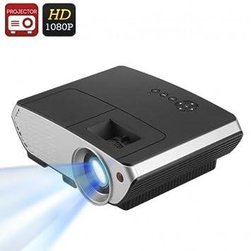 2000 Lumen LED proyector - relación de Contraste de 1500: 1 ...