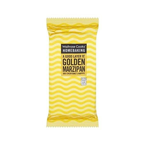 Golden Marzipan Waitrose 500g - Pack of 4