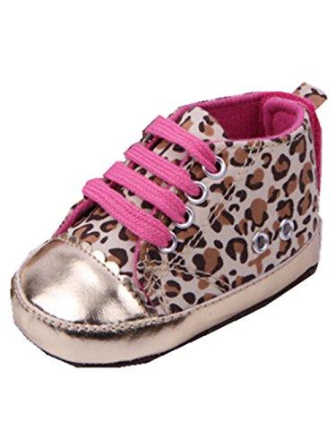 YICHUN - Zapatos primeros pasos para niña dorado - dorado