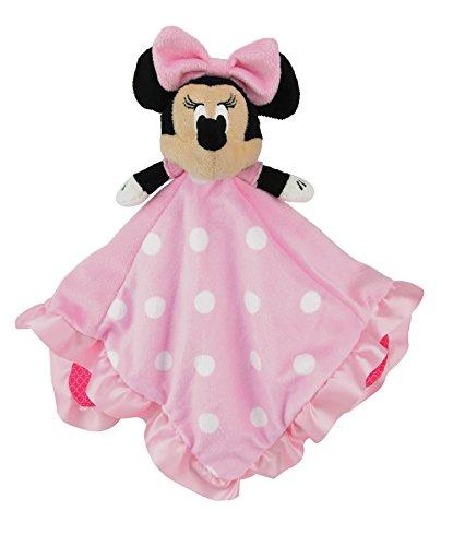 Disney Baby: Minnie Mouse Snuggle Blanky