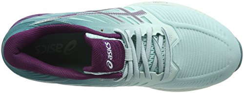 Asics Damen fuzeX Laufschuhe Soothing Sea / Phlox / Kingfisher