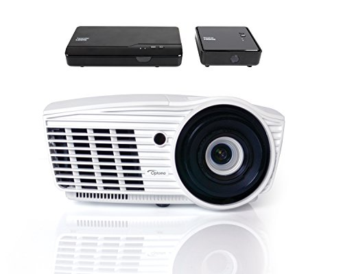 Optoma HD161X WHD Theater Projector Wireless