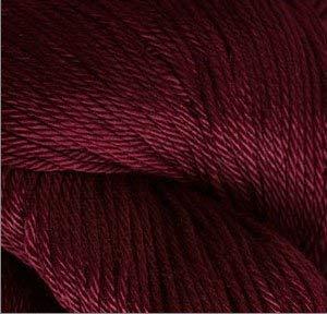 (Cascade Yarns Ultra Pima 100% Pima Cotton - Burgundy)