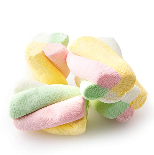 Candy Shop Pink, Yellow, Green & White Marshmallow
