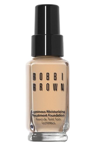 (Bobbi Brown 'Luminous' Moisturizing Treatment Foundation - 020 Warm Natural 1oz, (BNIB))