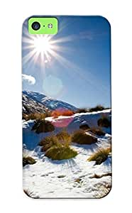 Dbae1024032 Tough Iphone 5/5s Case Cover/ Case For Iphone 5/5s(coronet Peak) / New Year's Day's Gift