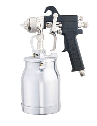 husky siphon feed spray gun - 7