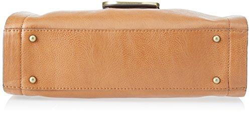 Guess - Hwvb6784060, Bolsos de mano Mujer, Marrone (Cognac), 3.7x34x36.5 cm (W x H L)
