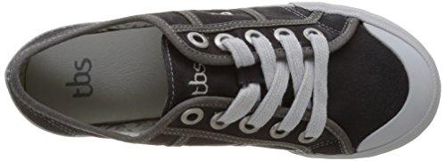 TBS Opiace S7, Zapatos de Cordones Derby para Mujer Noir (Noir)