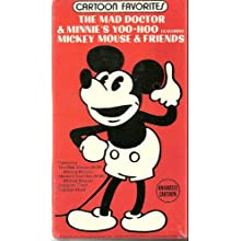 The Mad Doctor & Minnie's Yoo-Hoo featuring Mickey Mouse & Friends (1988)