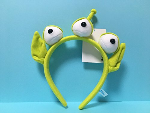 Disney Toy Story Alien One Size Halloween Costume Headband Head Band -
