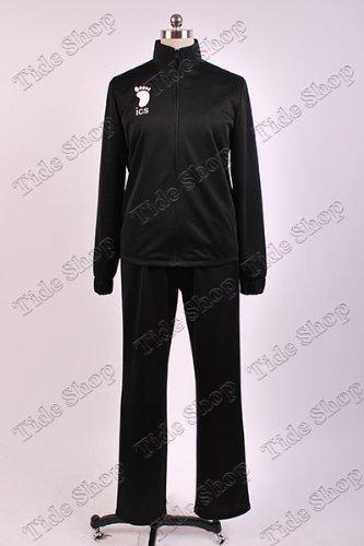 Haikyuu!! Kiyoko Shimizu Karasuno High School Uniform Cosplay Costume Female X-Large