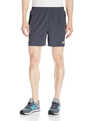 "New Balance Men's 5"" Woven Run Shorts"