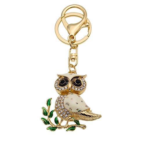 Amazon.com: Creativo llavero mochila colgante ornamentos ...