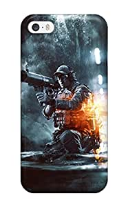 Hot 9498635K92231825 Defender Case With Nice Appearance (battlefield 4 Second Assault) For Iphone 5/5s