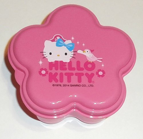 Hello Kitty Pirate Themed Travel Snack Container