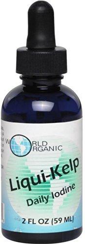 World Organic Liqui-Kelp Iodine - 2 fl oz by World Organics