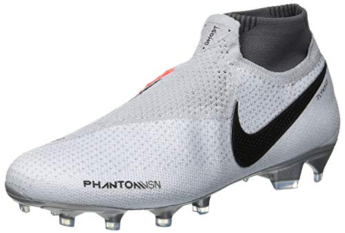 Lt Mixte Dark Platinum Black 3 001 Pure Obra DF Multicolore Grey Nike Elite Chaussures FG Adulte Football Crimson de 86AqwB