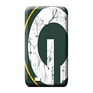 samsung galaxy s4 Highquality Back Hd phone carrying cover skin green bay packers nfl football