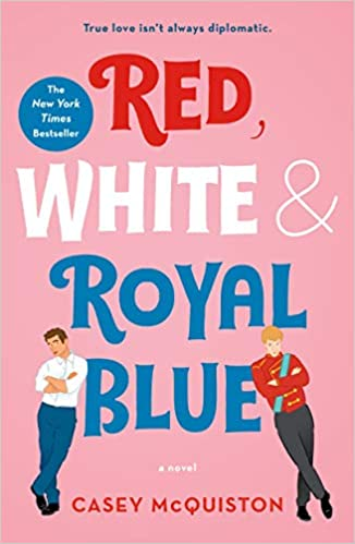 Red White Royal Blue Amazonde Casey Mcquiston Fremdsprachige