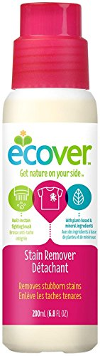 Ecover Natural Plant-based Stain Remover, 6.8 ounce