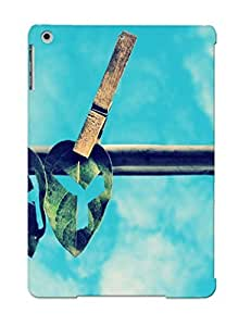 Crazinesswith Fashion Protective Why Case Cover For Ipad Air BY icecream design