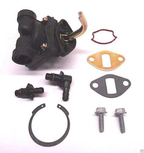 Kohler 12-559-02-S Lawn & Garden Equipment Engine Fuel Pump Genuine Original Equipment Manufacturer (OEM) Part (Kohler Engine Fuel Pump)