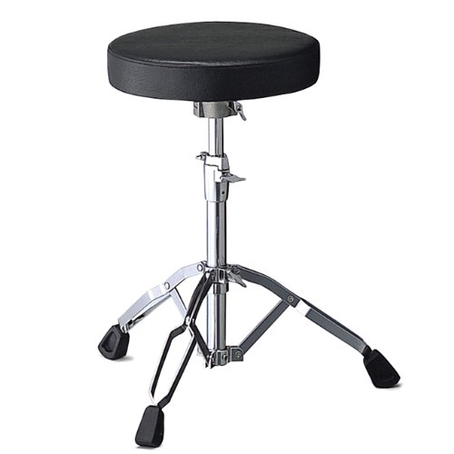Double Braced Tripod Drum Throne - Pearl D790 Double Braced Throne
