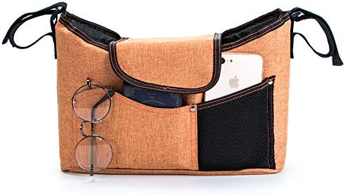 Amazon.com: Fushida Walker Bag - Funda para silla de ruedas ...
