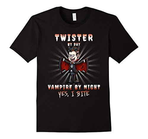 Twister Costume Men (Mens Twister Halloween Party Costume XL Black)