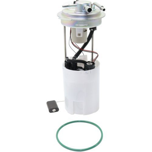 Fuel Pump Module Assembly compatible with Chevy Silverado 1500 / Sierra 1500 10-13 8 Cyl 4.8L/5.3L/6.2L Eng. (Fuel Silverado 2011 Pump)