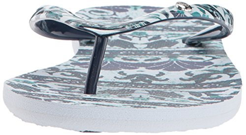 Roxy Women's Portofino Ii Sandals Flip Flop Navy ZEVidNDV