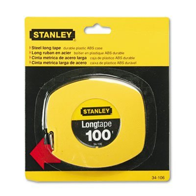 - Long Tape Measure, 1/8