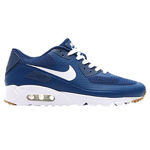 size 40 600f5 f2a40 Galleon - Nike Navy Blue Shoes Air Max 90 Ultra Essentials Coastal Blue  (819474-402) 45,5 -