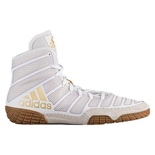 インキュバス路面電車推測する(アディダス) adidas メンズ レスリング シューズ?靴 Adizero Varner 2 [並行輸入品]