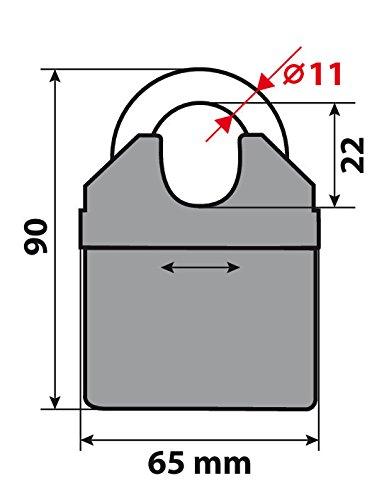 Lampa 90631/C-Lock 200/cm Cadena Antirrobo
