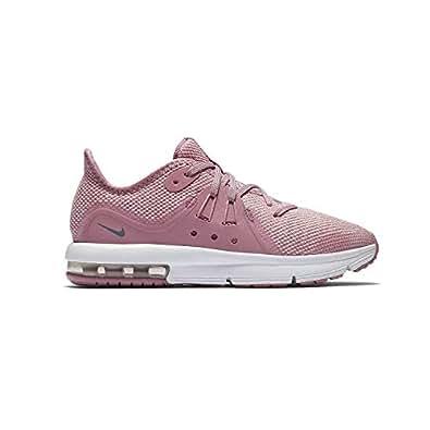 Nike Air MAX Sequent 3 (PS), Zapatillas de Running para Niñas: Amazon.es: Zapatos y complementos