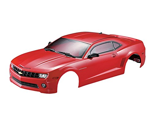 Aftermarket Camaro Body (Killerbody #48156 2011 Camaro Finished Body Red (Printed))